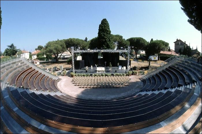 Visiter le côté historique de la Provence avec le théâtre de Fréjus